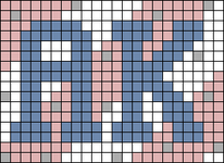 Alpha pattern #81205