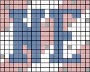 Alpha pattern #81206