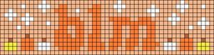 Alpha pattern #81207