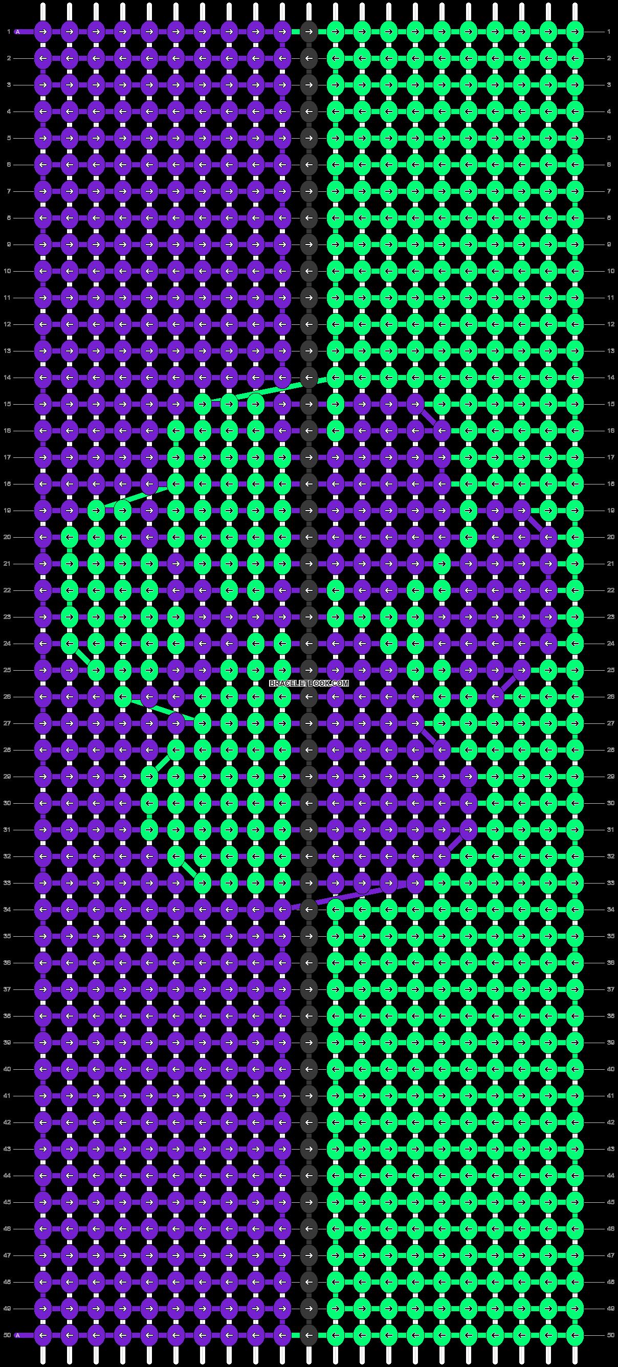 Alpha pattern #81247 pattern