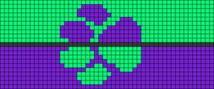 Alpha pattern #81247
