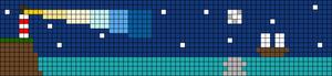 Alpha pattern #81256