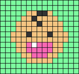 Alpha pattern #81284