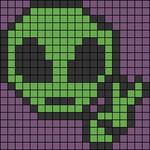 Alpha pattern #81291
