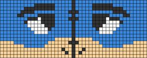 Alpha pattern #81306