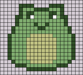 Alpha pattern #81313