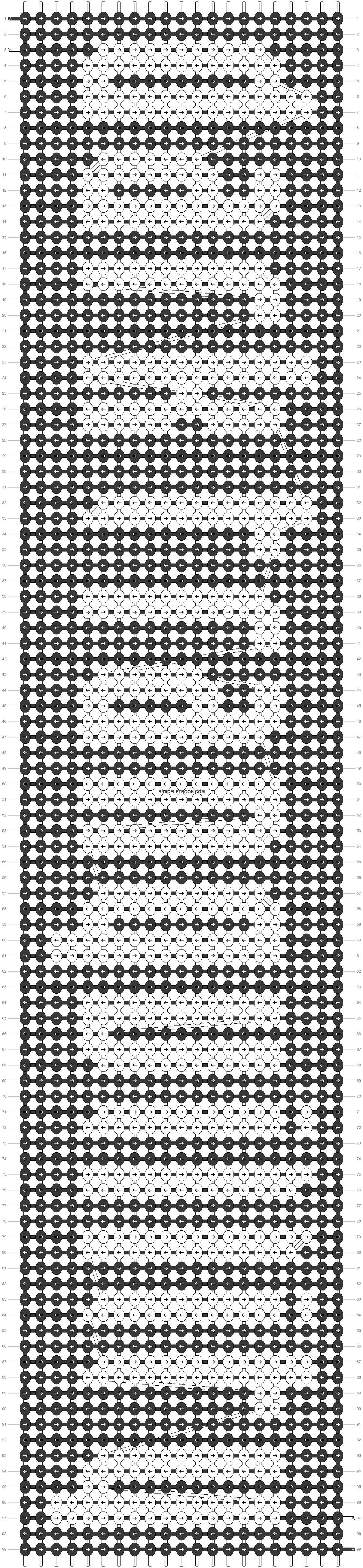 Alpha pattern #81314 pattern