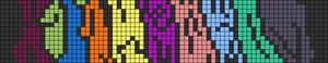Alpha pattern #81327