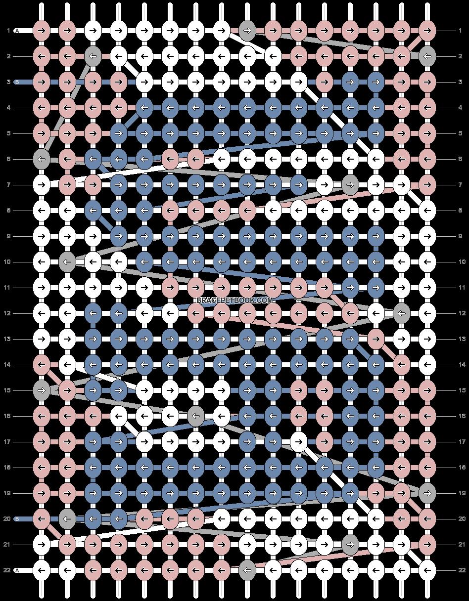 Alpha pattern #81335 pattern