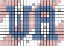Alpha pattern #81335