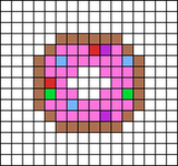 Alpha pattern #81343