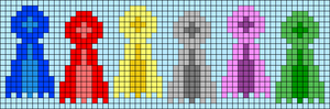 Alpha pattern #81344