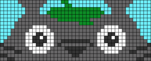 Alpha pattern #81357
