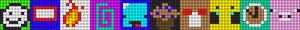 Alpha pattern #81361