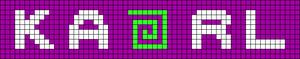 Alpha pattern #81363