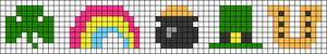 Alpha pattern #81373