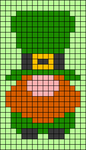 Alpha pattern #81376