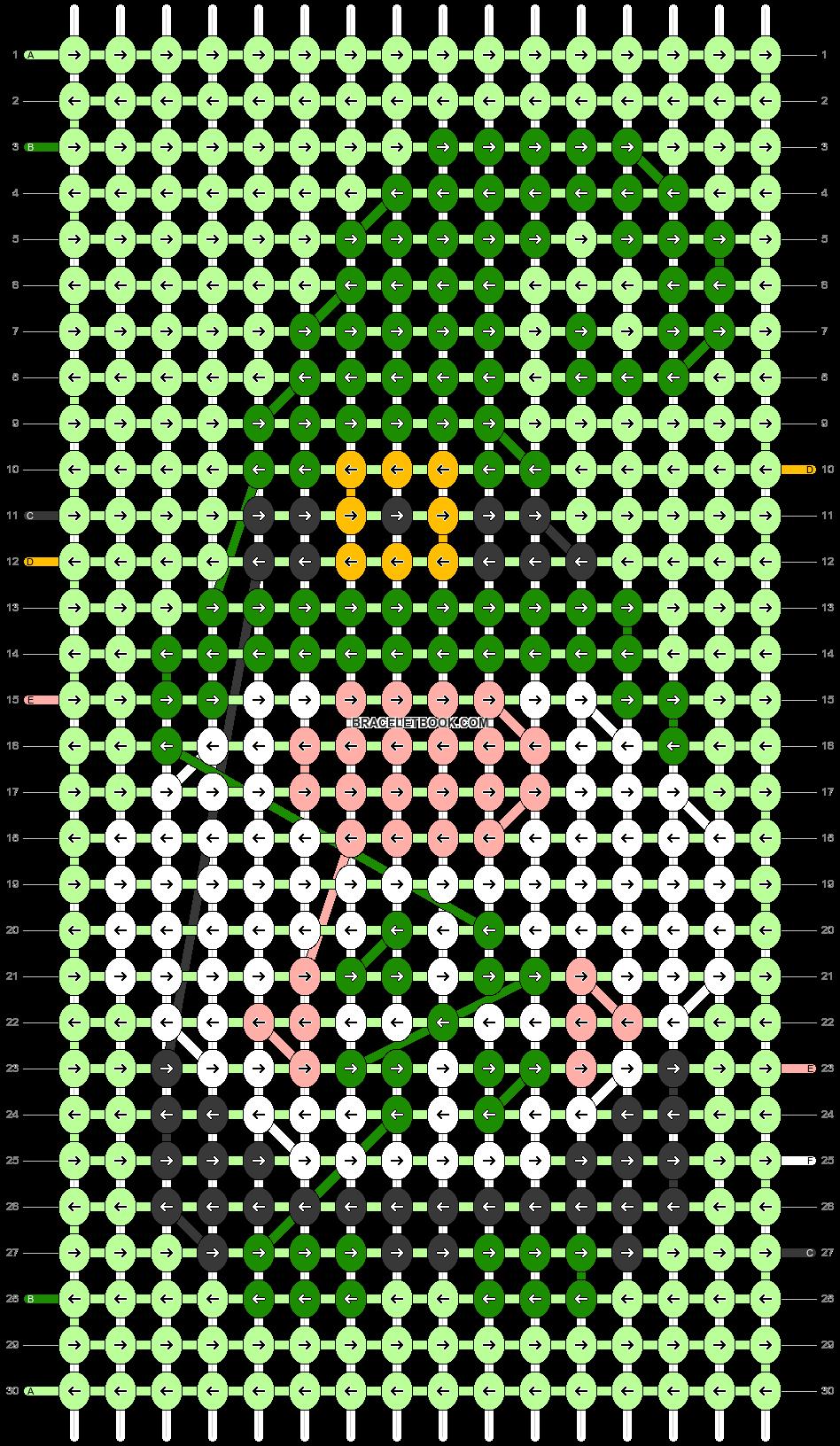 Alpha pattern #81377 pattern