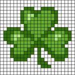 Alpha pattern #81378
