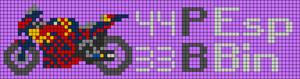 Alpha pattern #81382