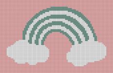 Alpha pattern #81435