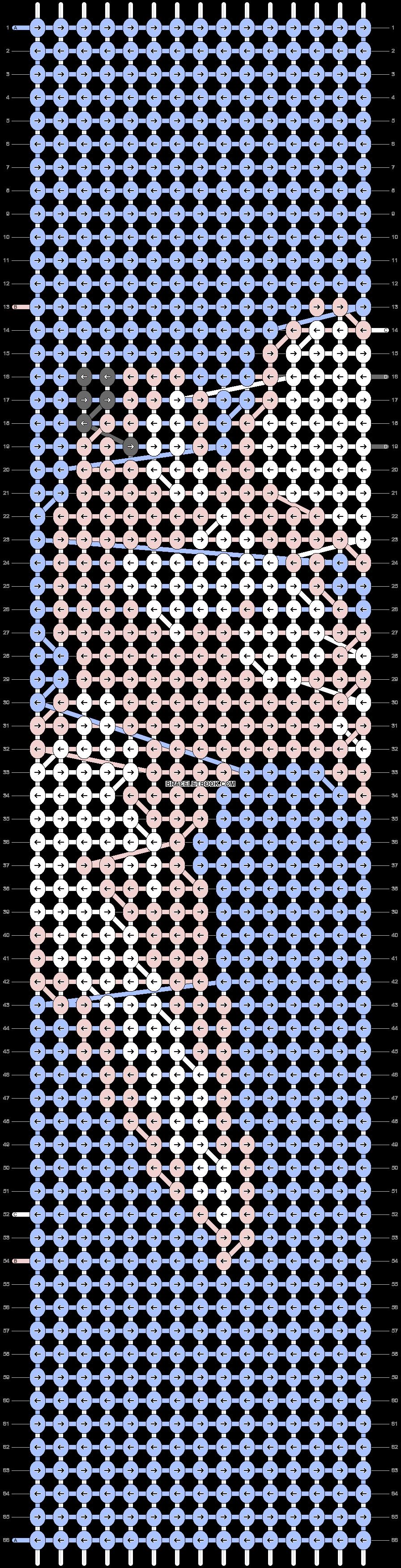 Alpha pattern #81436 pattern