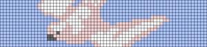 Alpha pattern #81436