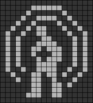 Alpha pattern #81458