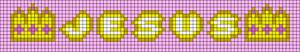 Alpha pattern #81463