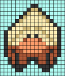 Alpha pattern #81466