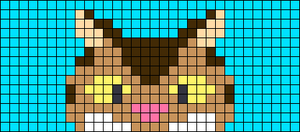 Alpha pattern #81468