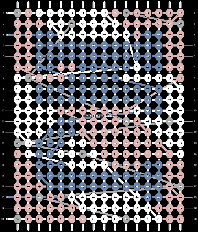 Alpha pattern #81522 pattern