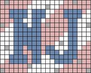 Alpha pattern #81522
