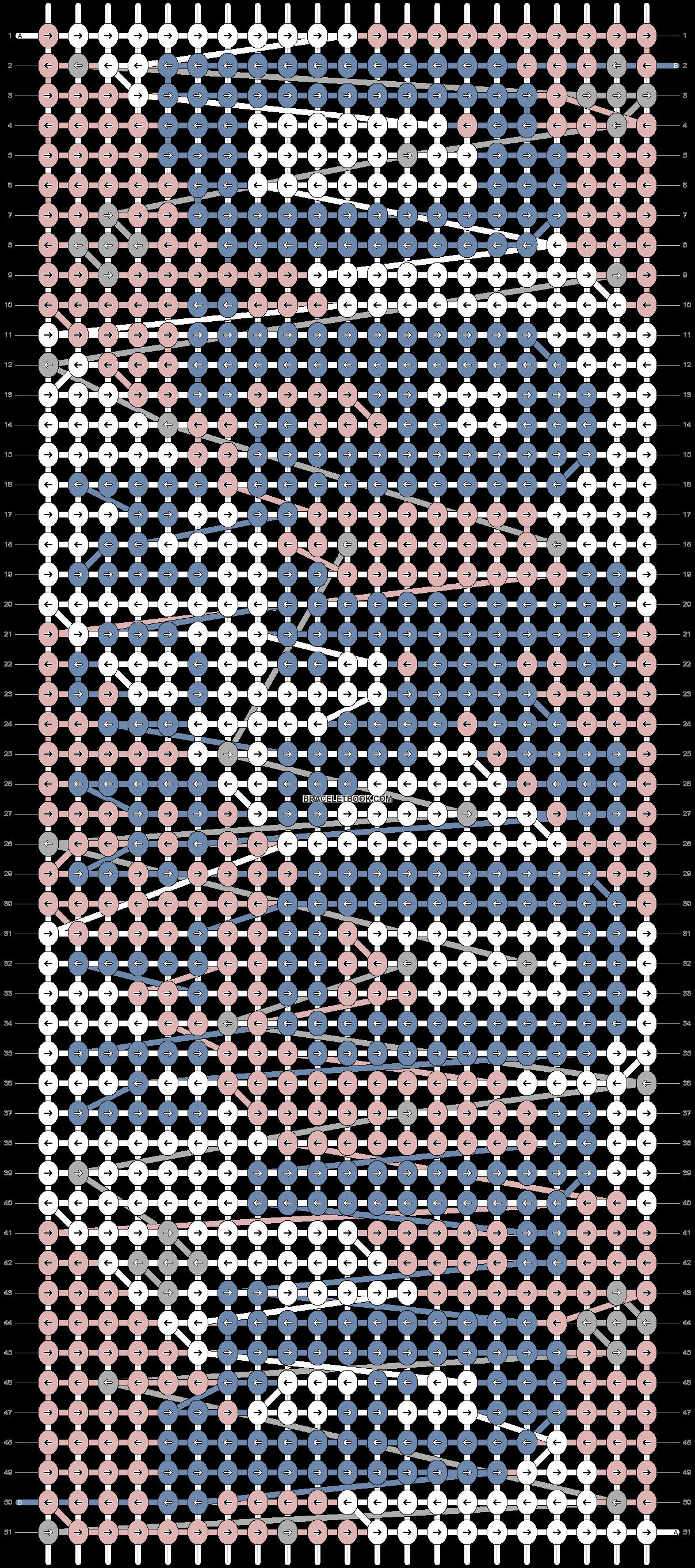 Alpha pattern #81523 pattern