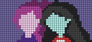 Alpha pattern #81545