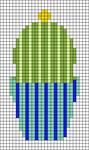 Alpha pattern #81550