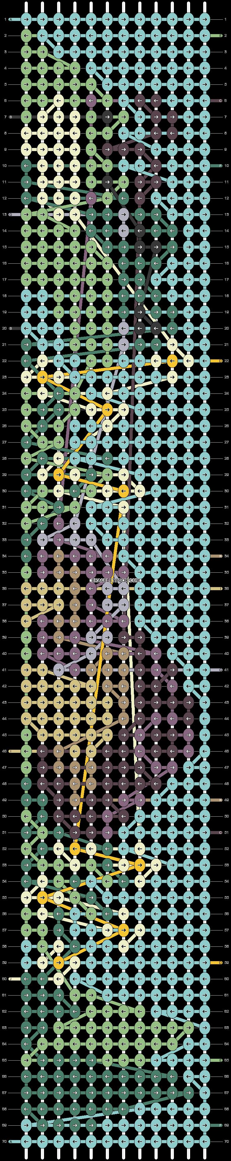 Alpha pattern #81553 pattern