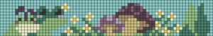 Alpha pattern #81553