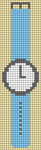 Alpha pattern #81555