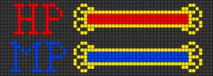 Alpha pattern #81557