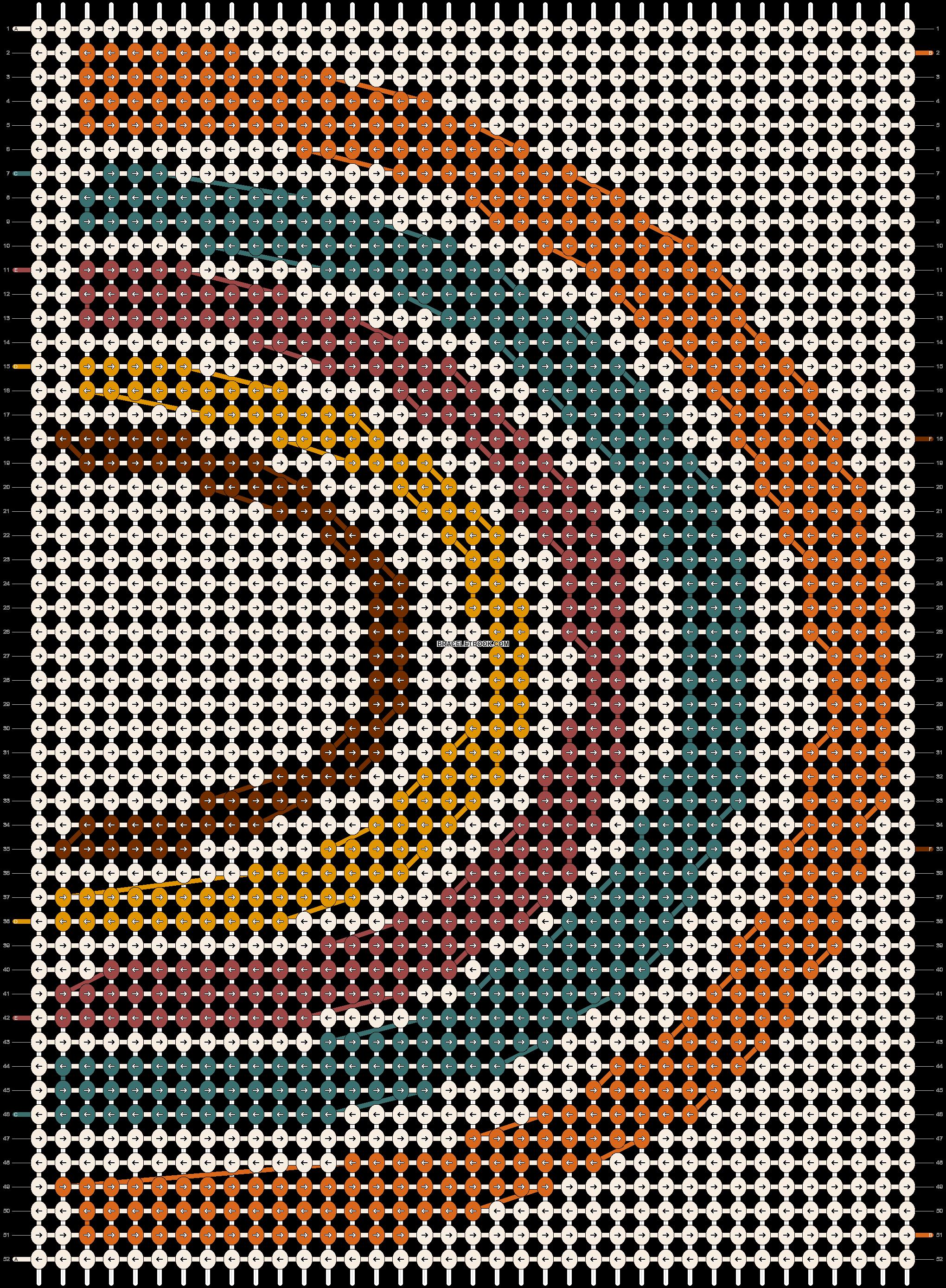Alpha pattern #81585 pattern