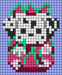 Alpha pattern #81600