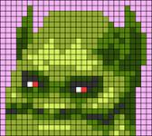 Alpha pattern #81611