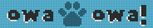 Alpha pattern #81613