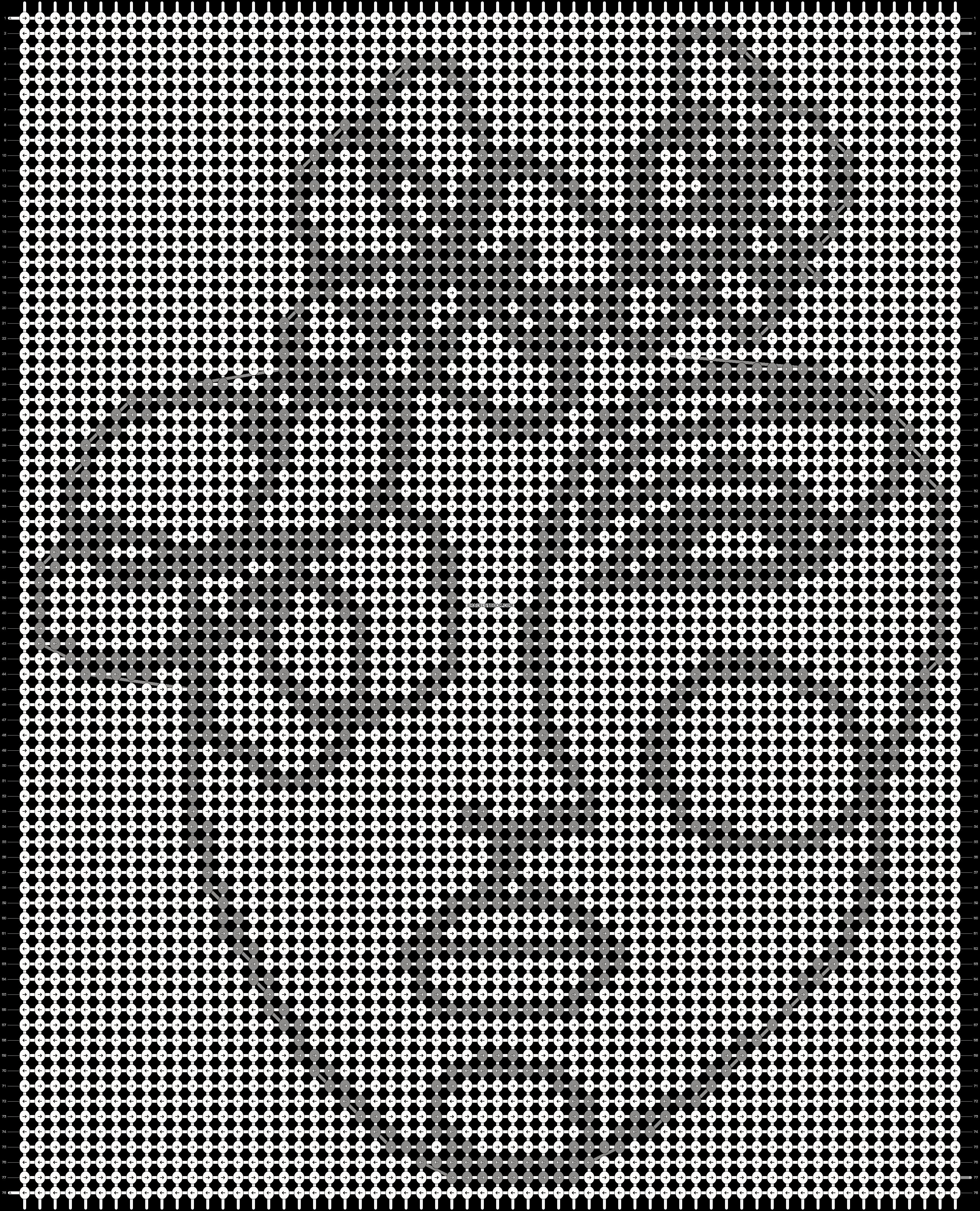 Alpha pattern #81631 pattern