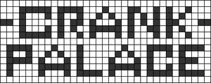 Alpha pattern #81636