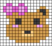 Alpha pattern #81653