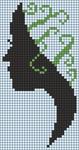 Alpha pattern #81654