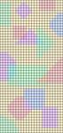 Alpha pattern #81673