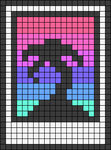 Alpha pattern #81675